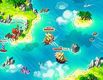 Pirates Saga
