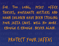 PROTECT YOUR JAFFAS