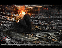 Real Madrid Stadium Destruction / Various WIP