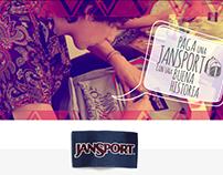 JanSport - Págala con una buena historia