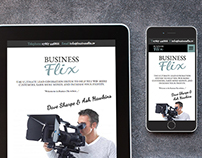 Business Flix | Web Design & Stationery