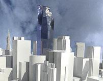 Conceptual Skyscraper