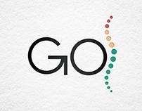 Go Chiropractic Logo Design