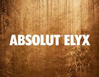 Master Class Absolut Elyx