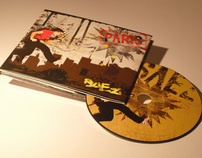 "CD Design ""Damien Saez - Paris"""