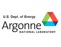 US Dept. of Energy at Argonne Nat'l Laboratory