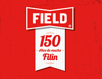 FIELD 150 Años de mucho Filin