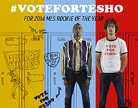 2014 MLS Rookie of the Year Campaign