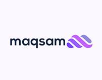 MAQSAM Logotype