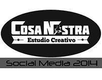 Social Media 2014.