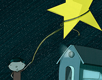 comó atrapar una estrella