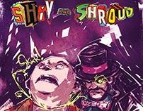 Shiv & Shroud Issue #1 - W.A.R. Universe Promo Comic