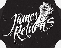 JamesReturns - Rock band
