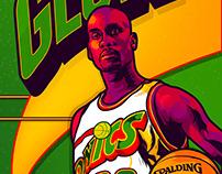 90's Sports - Gary Payton