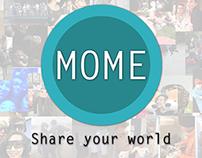 Mome: Spatial Social Media