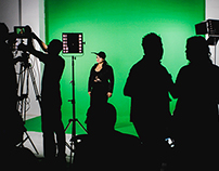 Preta Gil  - behind the scenes