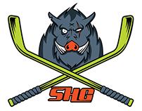Street Hockey Gasteiz Logo