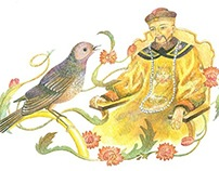 Story Illustration: Nightingale