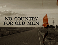 No Country For Old Men Title Sequence
