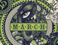 MARCH-ATTACK