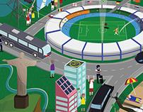 Illustration World Cup Teijin Aramid