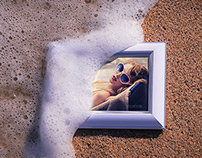 'Beach Photo Gallery'- After Effect template