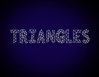 Triangles | Typeface
