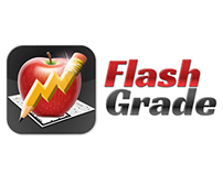 Flash Grade App Icon and Logo