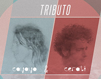 Flyer: Tributo a Cayayo & Cerati