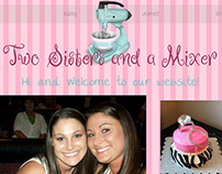 Two Sisters And A Mixer Baking Co.