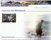 Time For The Whirlband Band Page