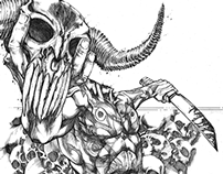 W.A.R. Universe - Villains