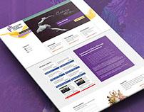 Rockford Dance Company Web Redesign