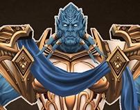 Blizzard Dranei Testwork