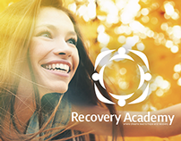 Recovery Academy // Branding