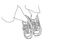 New Balance Shoefie