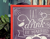 Wedding Blackboards