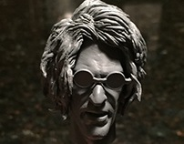 WIP Howard Stern: Nazi Hunter
