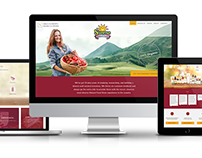 Sunrise Natural Foods - Website Redesign
