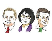 2014 Toronto Mayoral Election Candidates