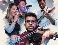 Anúncio - Grupo Musical Contraponto
