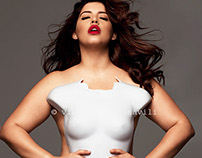 Cosmopolitan Latina shoot with Denise Bidot