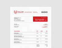 Invoice, Letterhead & Business Card Vol.3