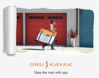 Oru Kayak   Ad Campaign