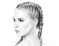 braid study #2