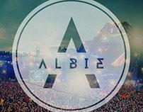 Albie Smiles Logo