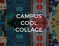 Campus Cool Collage