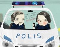 Polistidningen/ EMMA HANQUIST