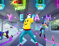 JUST DANCE 2015 / HAPPY