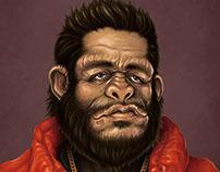 Comunidade Nin-jitsu - Raio Monkeytizador